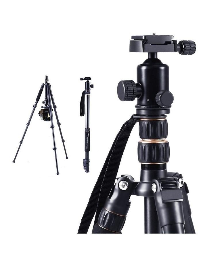 Professional Camera Tripod Monopod Stand DSLR Ball Head Mount image 1