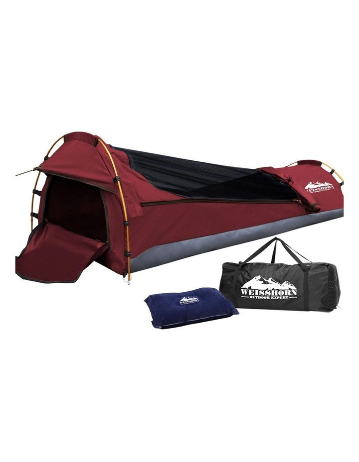 Biker Swag Camping Tent Single image 1