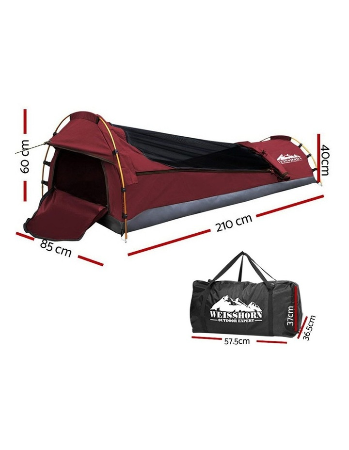 Biker Swag Camping Tent Single image 2
