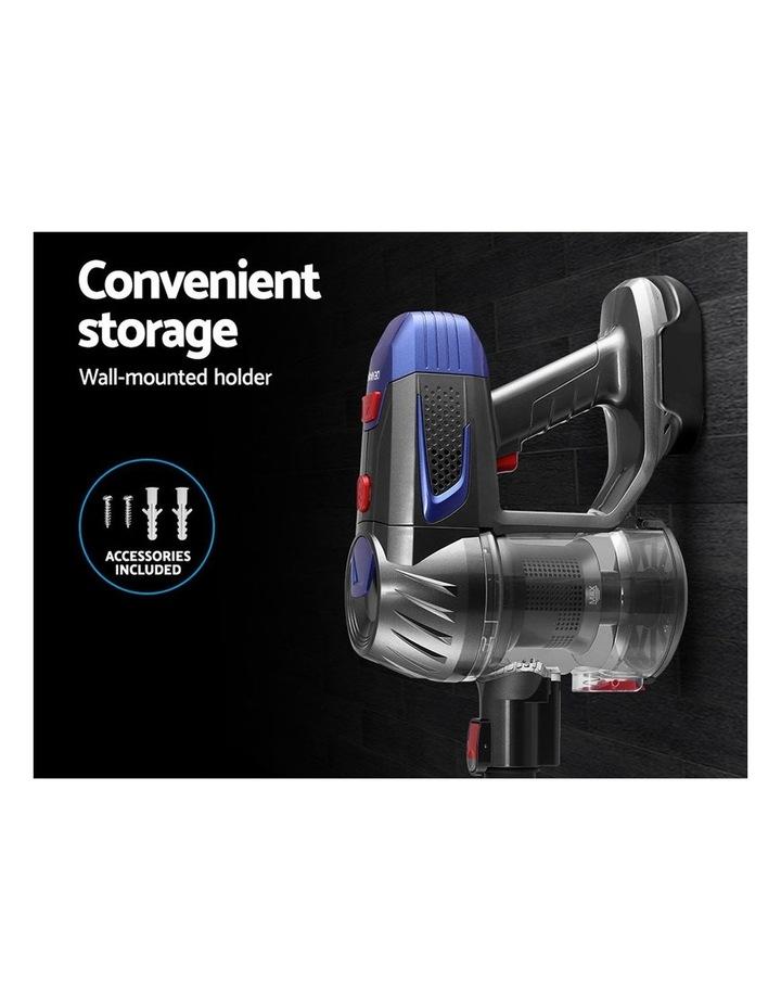 Handheld Vacuum Cleaner Cordless Stick Handstick Car Vac Bagless 2-Speed LED Headlight image 5