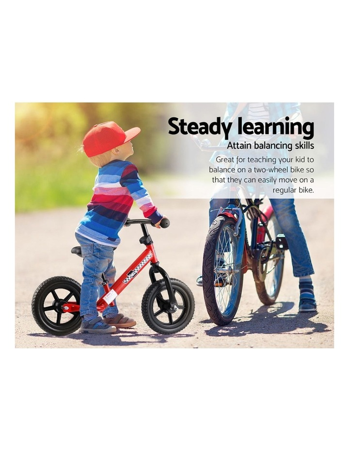 """Kids Balance Bike 12"""" image 3"""