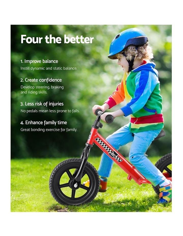 """Kids Balance Bike 12"""" image 4"""