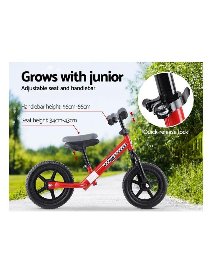 """Kids Balance Bike 12"""" image 5"""