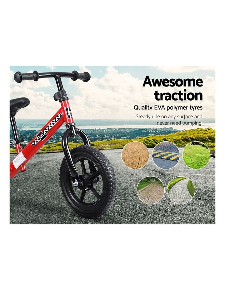 """Kids Balance Bike 12"""" image 6"""