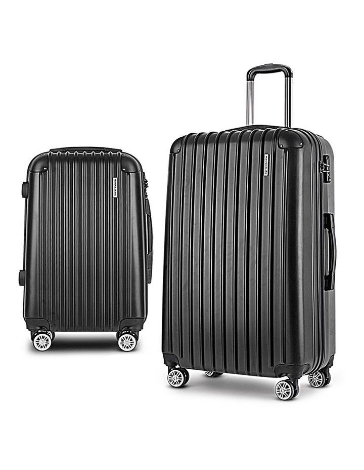 Wanderlite 2PCS Carry On Luggage Sets image 1