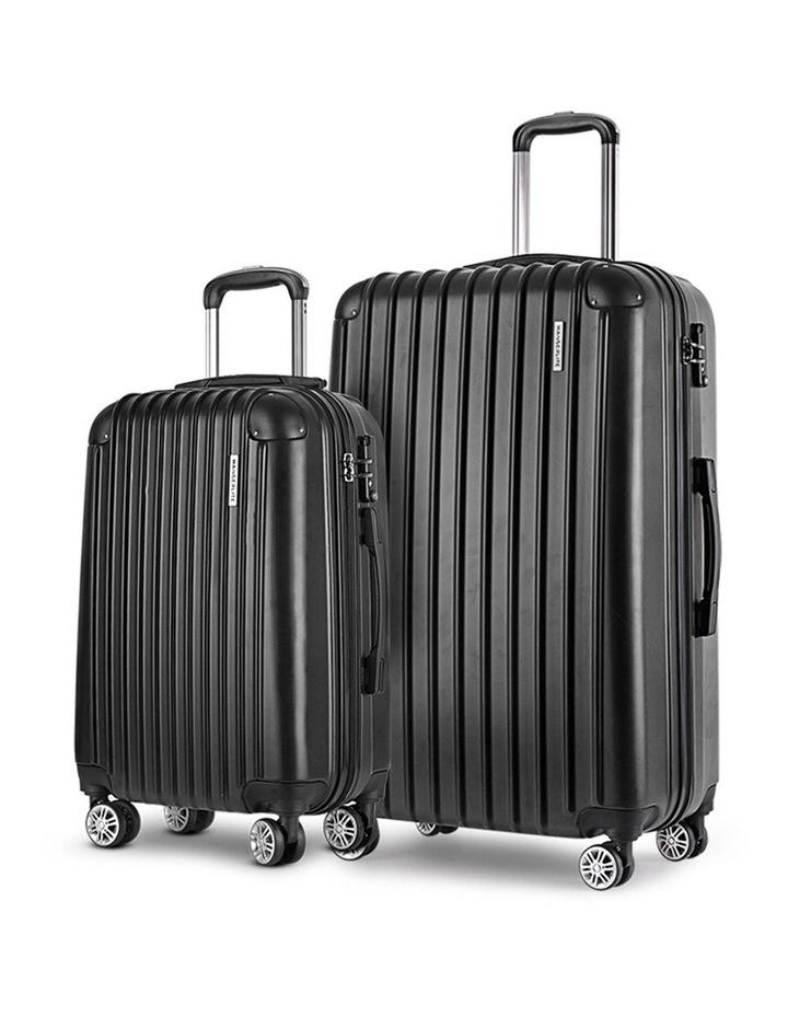Wanderlite 2PCS Carry On Luggage Sets image 3