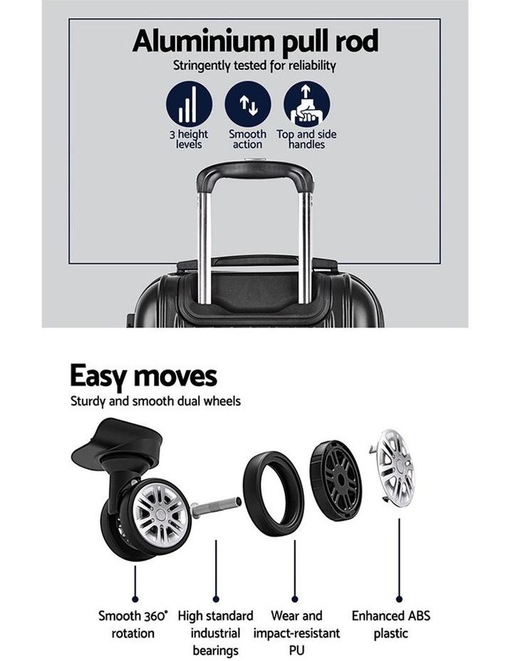 Wanderlite 2PCS Carry On Luggage Sets image 5