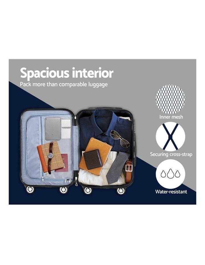 Wanderlite 2PCS Carry On Luggage Sets image 6