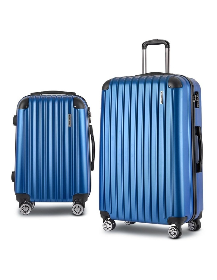 Wanderlite 2PCS Carry On Luggage Sets image 1