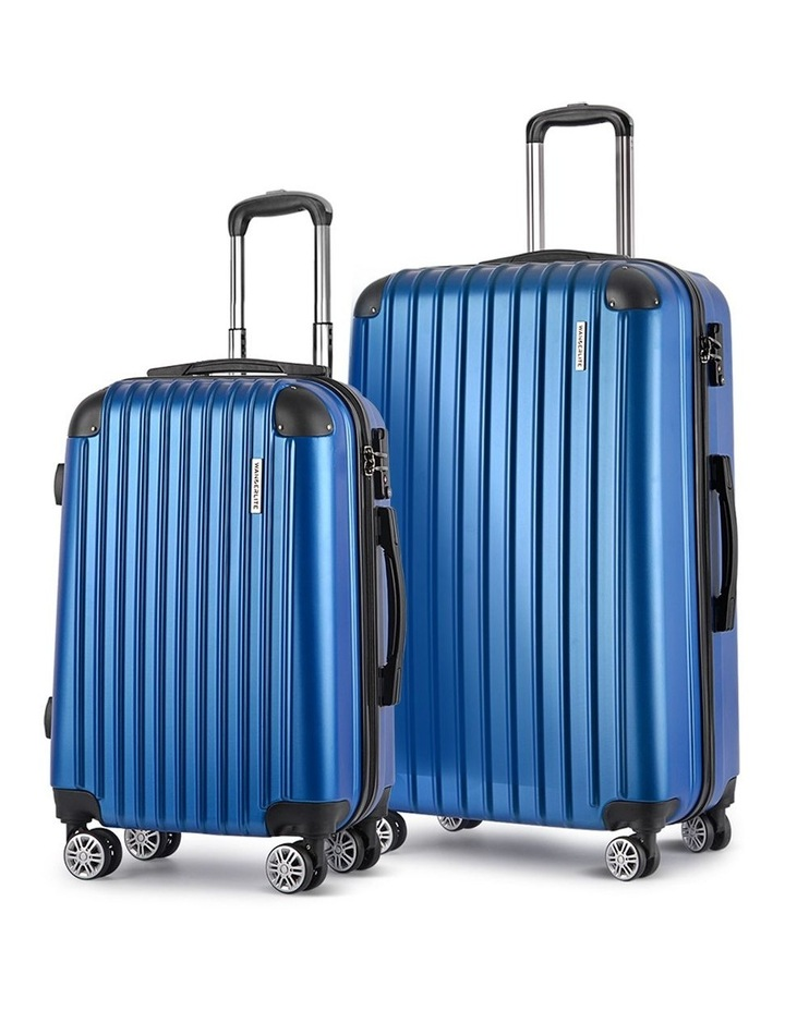 Wanderlite 2PCS Carry On Luggage Sets image 3