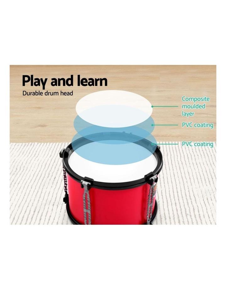 Keezi Kids 7 Drum Set Junior Drums Kit Musical Play Toys Childrens Mini Big Band image 4