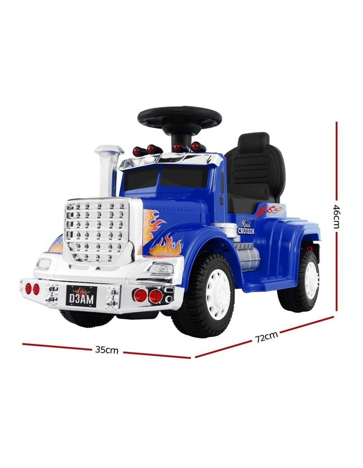Ride On Cars Kids Electric Toys Car Battery Truck Childrens Motorbike Toy Rigo image 2