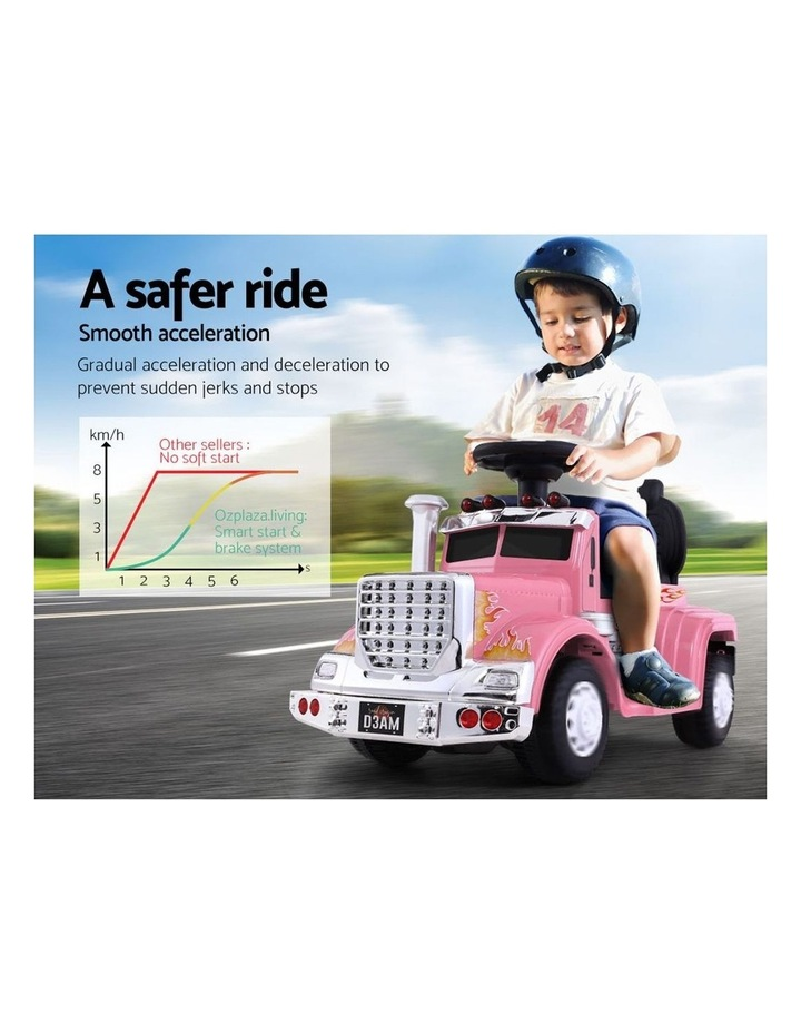 Ride On Cars Kids Electric Toys Car Battery Truck Childrens Motorbike Toy Rigo image 4