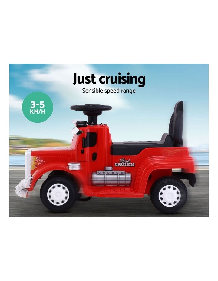 Ride On Cars Kids Electric Toys Car Battery Truck Childrens Motorbike Toy Rigo image 5
