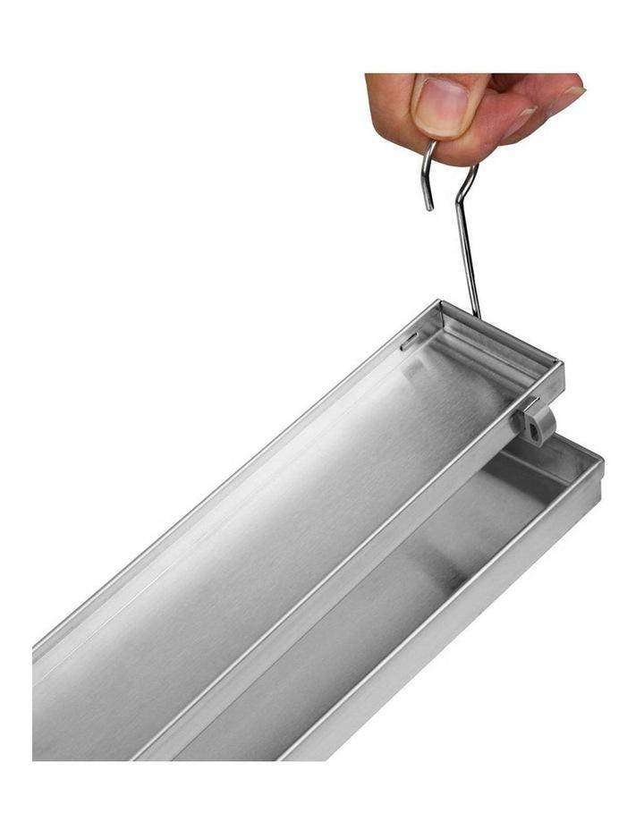 900mm Stainless Steel Insert Shower Grate image 6