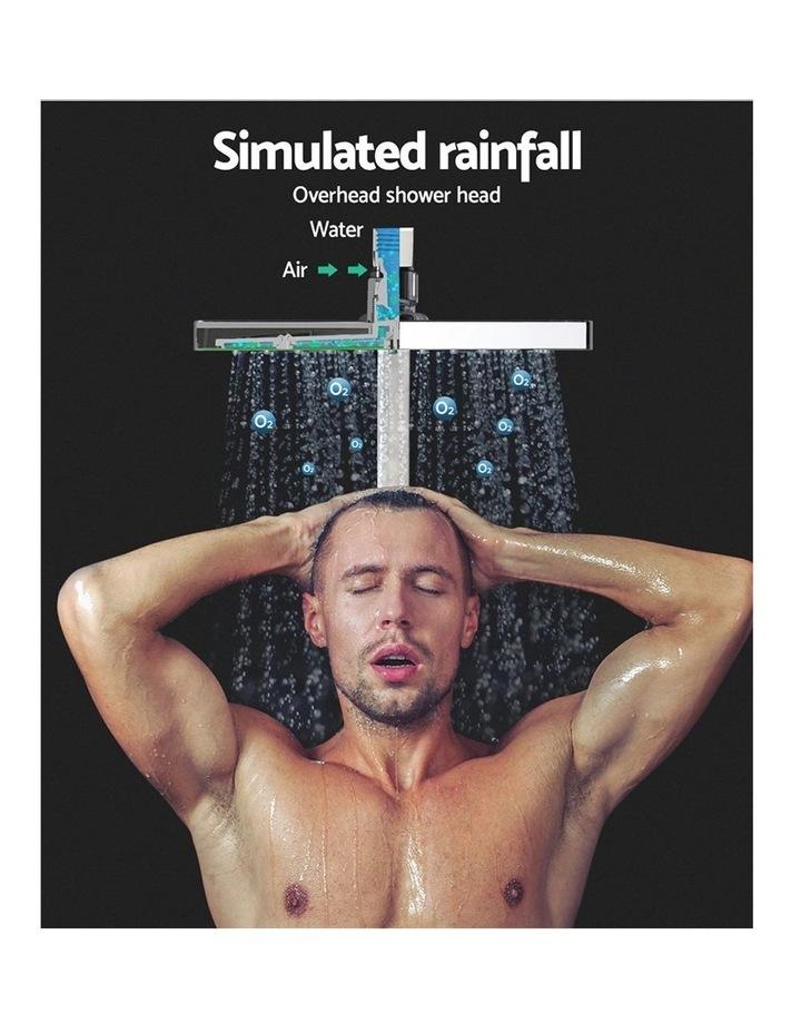 WELS Square 8inch Rain Shower Head image 3