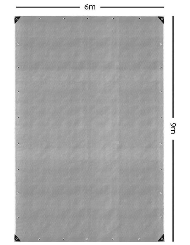 6 x 9m Heavy Duty Poly Tarp image 2