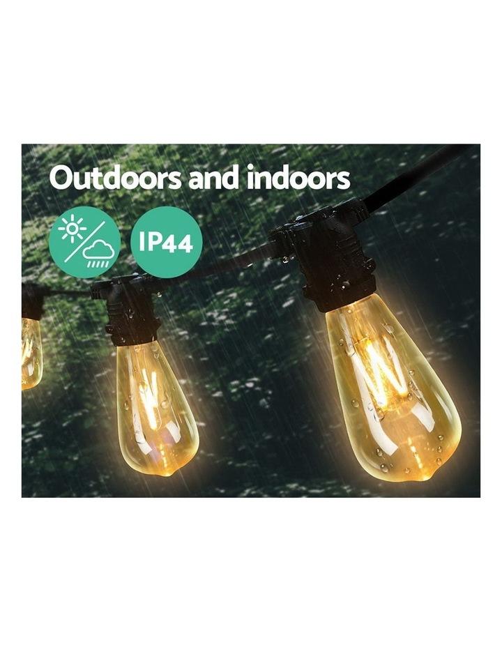 My Plaza 80PCS LED Festoon String Lights Wedding Christmas Outdoor image 6