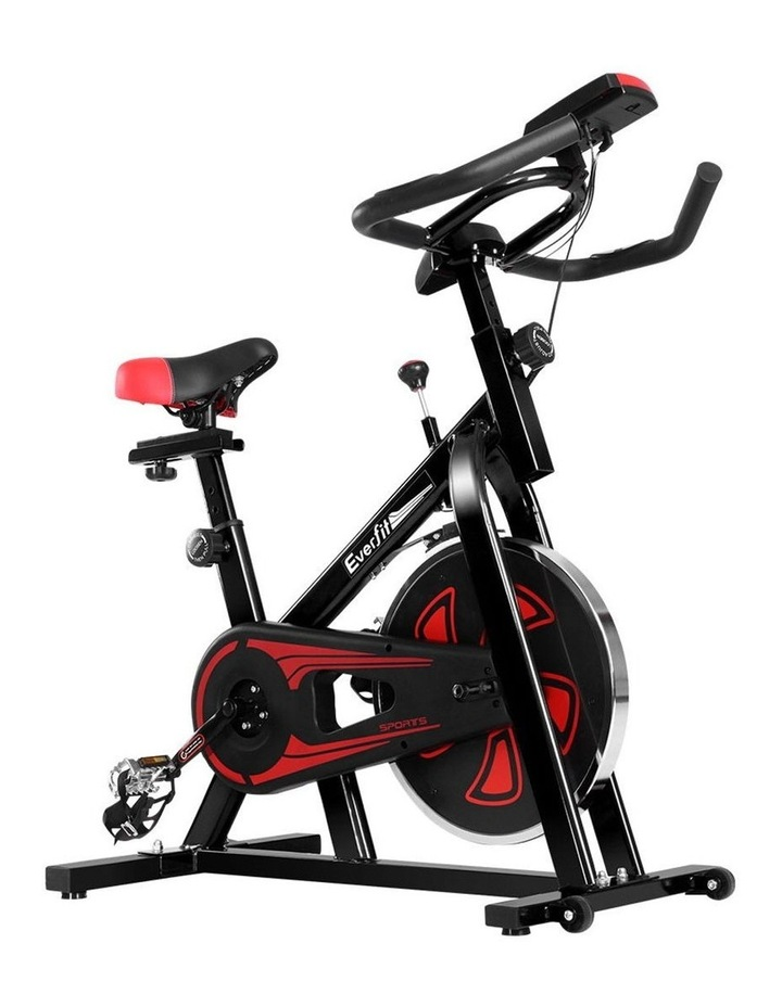 Spin Exercise Bike Cycling Fitness Commercial Home Workout Gym Equipment image 1