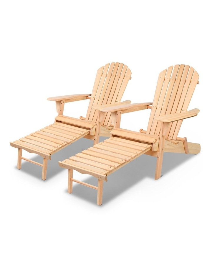 Outdoor Sun Lounge Chairs Patio Furniture Beach Chair Lounger image 1