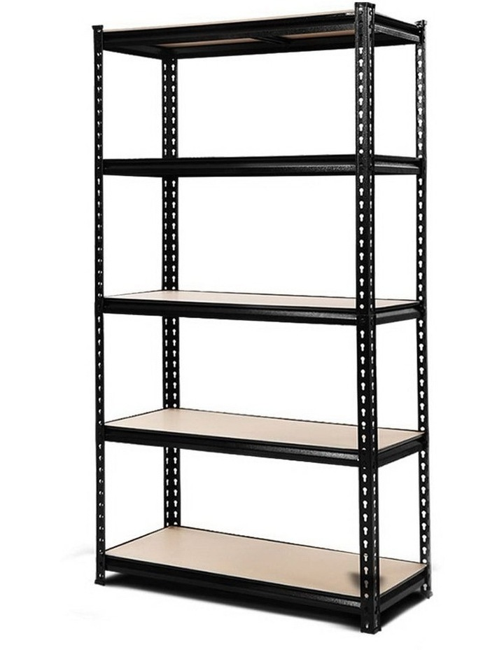 Giantz 0.7M Metal Steel Warehouse Shelving Racking Garage Storage Shelves Racks image 1