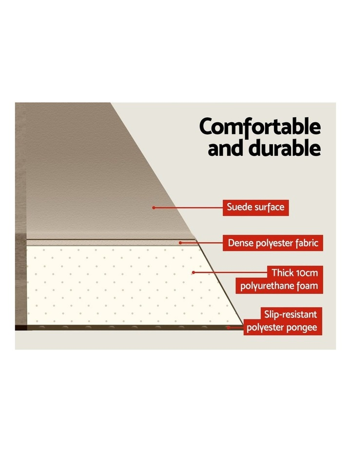 Self Inflating Mattress Double Size in Brown image 6