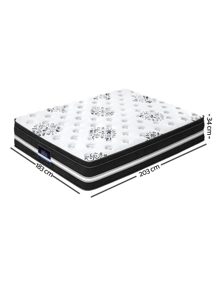 King Size Cool Gel Memory Foam Mattress image 2