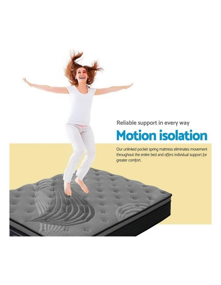 Double Size Spring Foam Mattress Top image 6