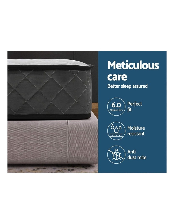 Queen Size 16Cm Thick Tight Top Foam Mattress image 3
