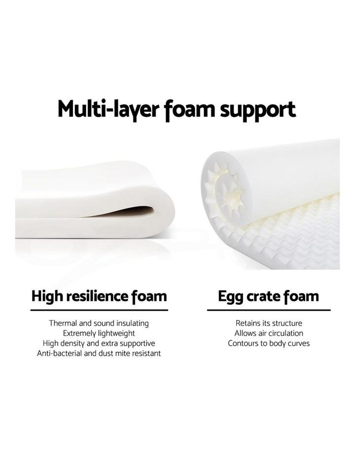 Queen Size Euro Spring Foam Mattress image 5