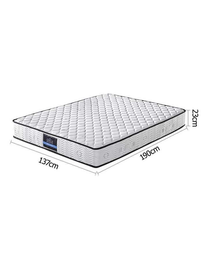 Double Size 23Cm Thick Firm Mattress image 2