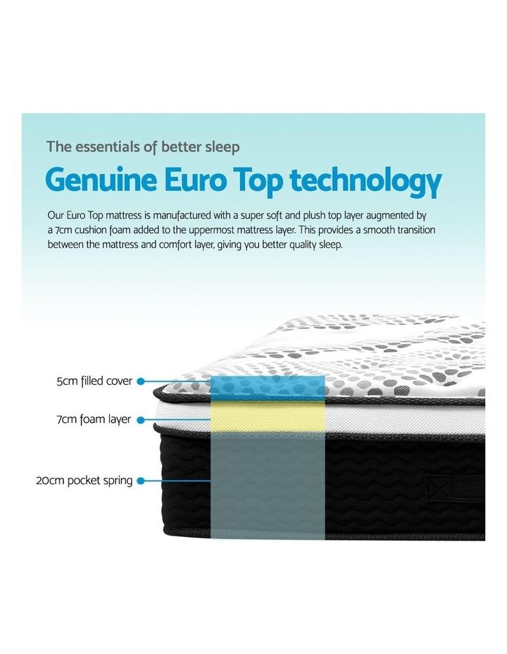 Queen Size Euro Foam Mattress image 3