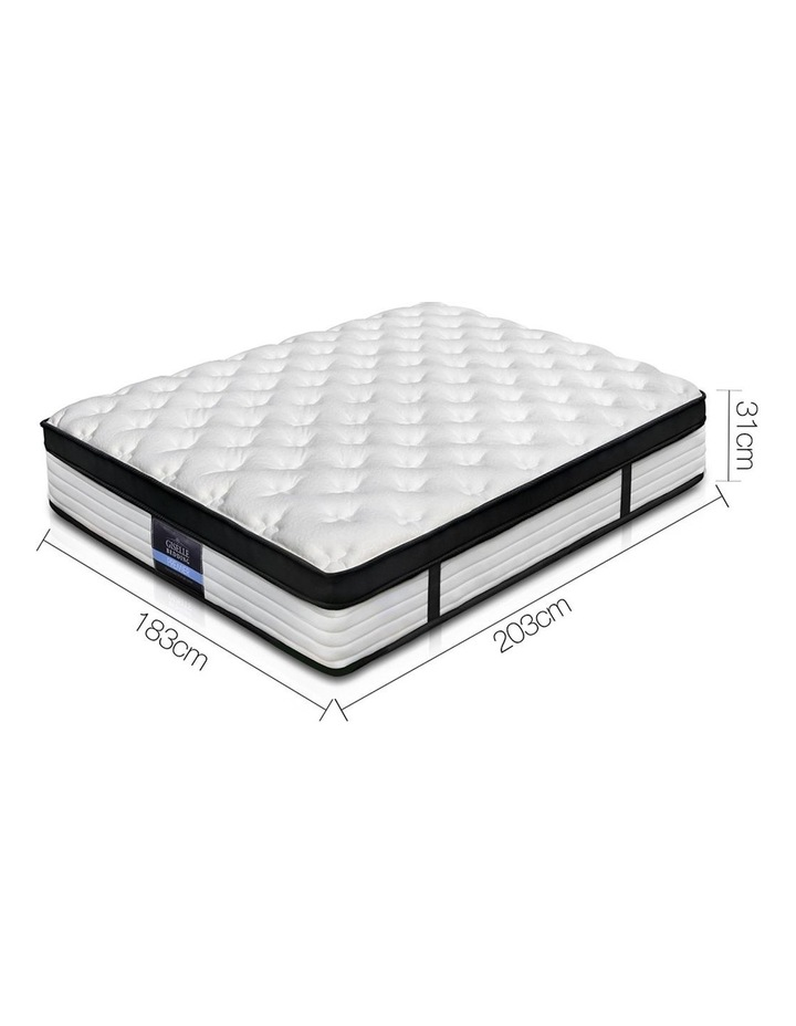 King Size 31Cm Thick Foam Mattress image 2