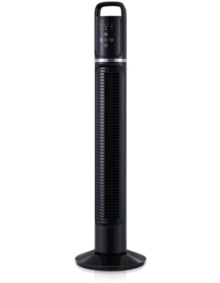 80cm 32 Tower Fan Bladeless Fans Oscillating W/Remote Timer Black image 1