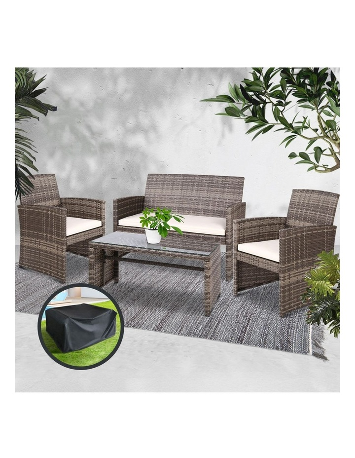 Better Homes And Gardens Replacement Cushions Azalea Ridge, Gardeon Garden Furniture Outdoor Lounge Setting Wicker Sofa Set Storage Cover Mixed Grey Myer