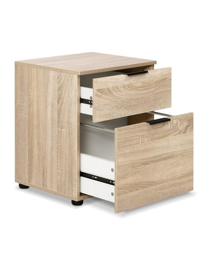 2 Drawer Filing Cabinet image 1