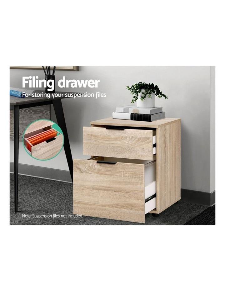 2 Drawer Filing Cabinet image 4