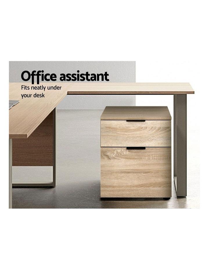2 Drawer Filing Cabinet image 5