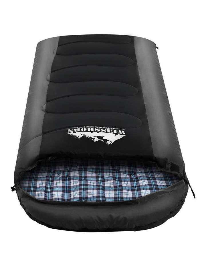 Sleeping Bag Bags Single Camping Hiking image 1