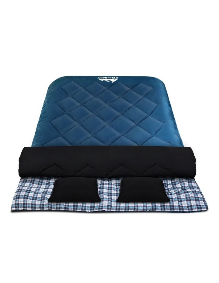 Sleeping Bag Double Size in Blue image 1
