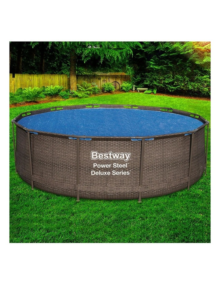 Solar Pool Cover Blanket For Swimming Pool 12ft 366cm Round Pools image 6