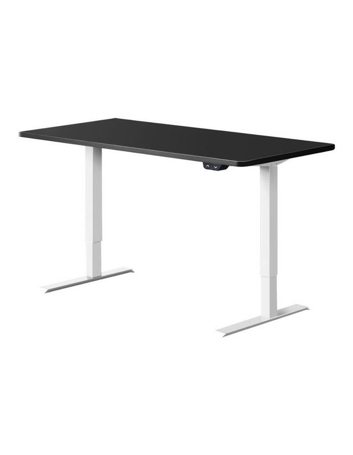 Standing Desk Motorised Electric Adjustable Sit Stand Table Riser Computer Laptop Stand 120cm image 1