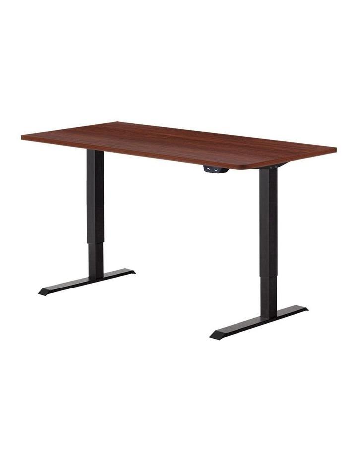 Sit Stand Desk Motorised Electric Table Riser Height Adjustable Standing Desk 120cm image 1