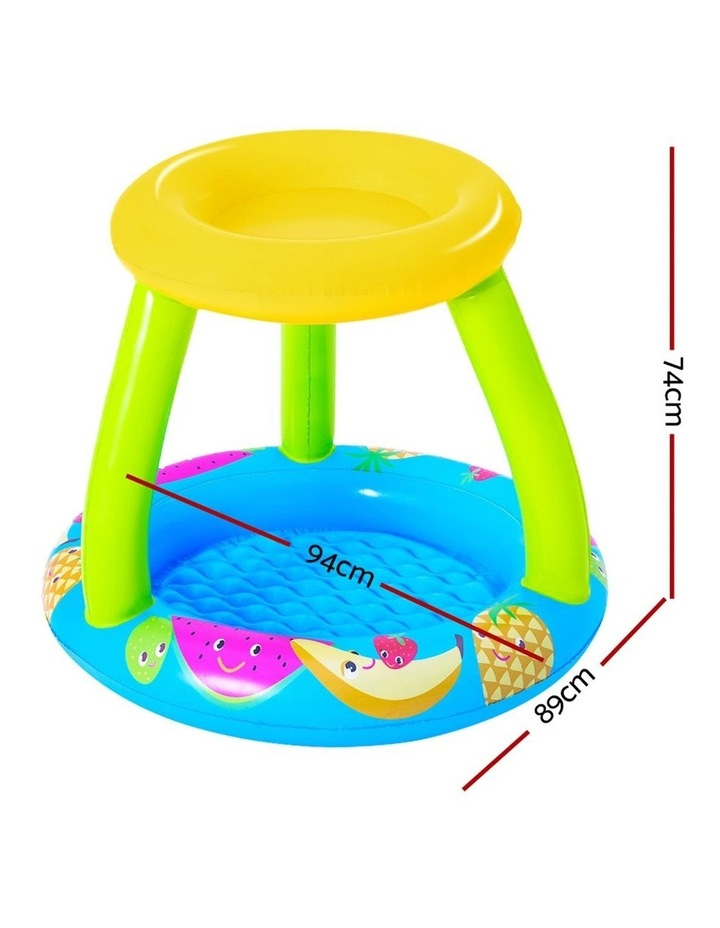 Swimming Pool Above Ground Inflatable Family Pools Kids Play Toys image 2