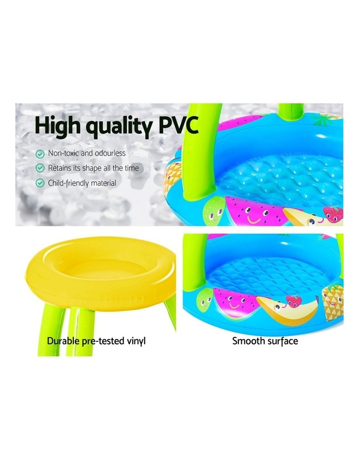 Swimming Pool Above Ground Inflatable Family Pools Kids Play Toys image 5