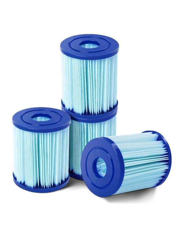 Filter Cartridge 12X For Above Ground Swimming Pool 330GPH Filter Pump image 1