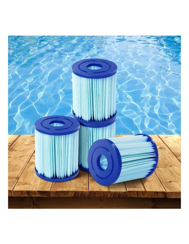Filter Cartridge 12X For Above Ground Swimming Pool 330GPH Filter Pump image 6