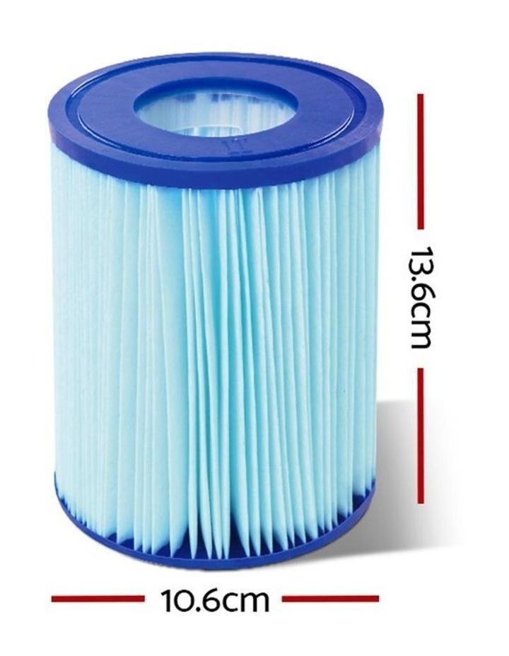 Filter Cartridge 12X For Ground Swimming Pool 500/800GPH Filter Pump image 2