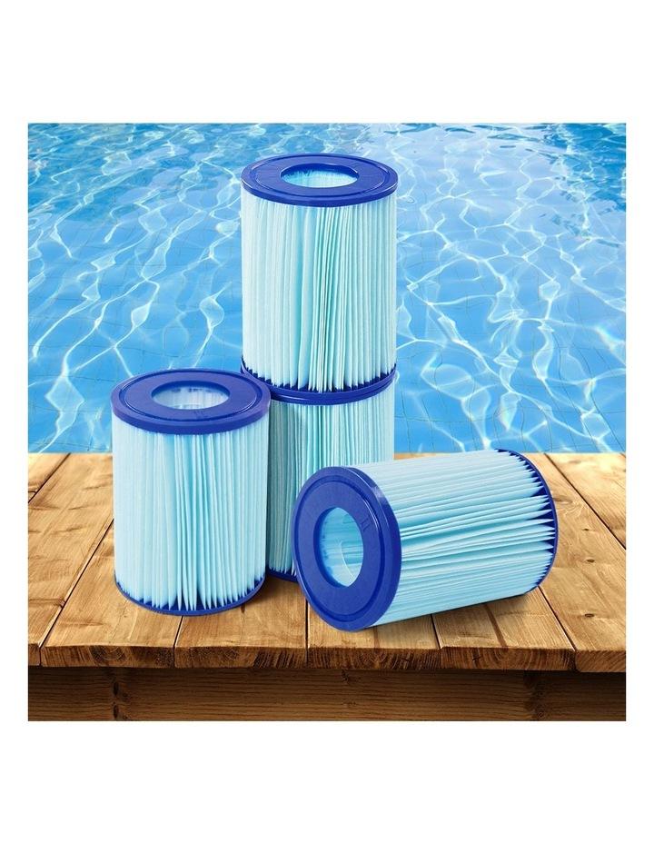 Filter Cartridge 12X For Ground Swimming Pool 500/800GPH Filter Pump image 6