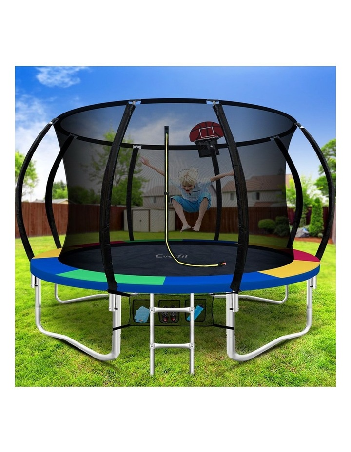Everfit 10FT Trampoline Round Trampoline | Stay At Home Mum